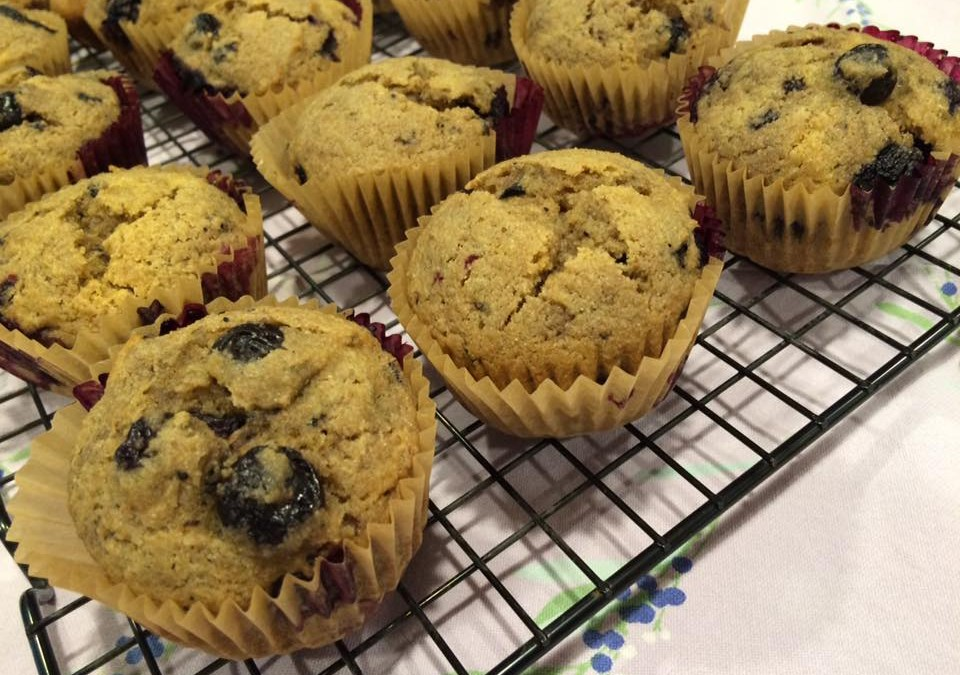 Gluten-Free Morning Muffins, Basic & Delicious!